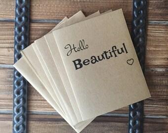 Custom Made Greeting Cards (blank inside)