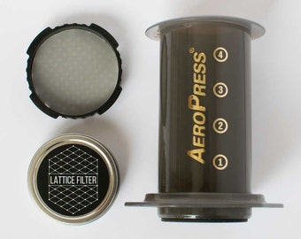 Aeropress Filter-flexible, reusable