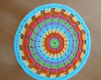 Doily Mandala