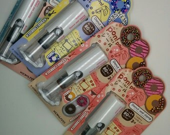 Kokuyo donut seal stamp