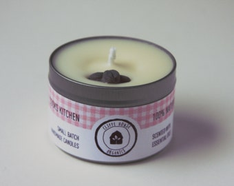 Cooks Kitchen Natural Soy Wax Candle
