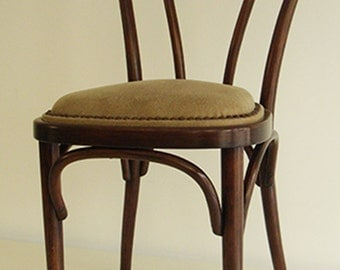 Thonet style Chair in curved folder