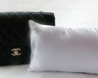 Luxe & Plush Purse Pillows ~ The perfect care for your beloved handbags