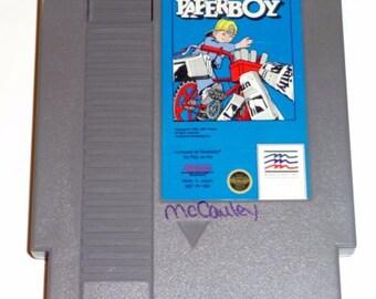 Original Nintendo PaperBoy Game