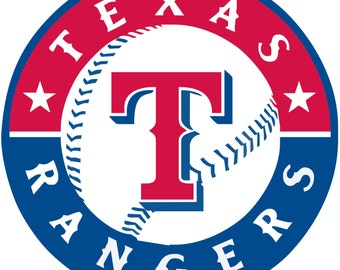 Texas Rangers  Decal/Sticker