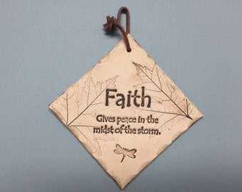 Faith, faith gift, faith hope love