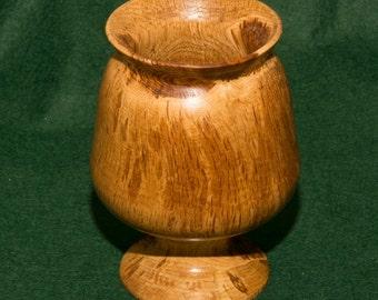 Wooden Goblet, Oak, handmade no 27