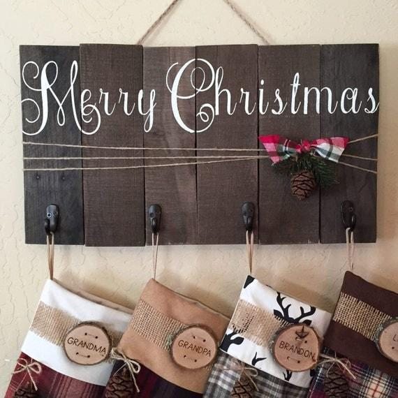 Joy Stocking Hanger 21