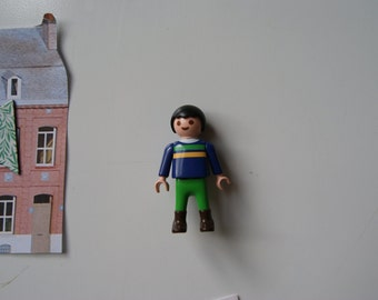 Magnet fridge Playmobil - little boy