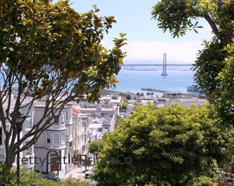 Bay Bridge San Francisco Photographic Print