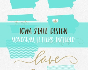 Iowa State Svg Font Mermaid Cricut svg Silhouette svg designs state outline png dxf jpg svg cutting files monogram frames svg monogram font