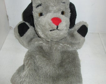Sweep  Hand puppet From the Sooty show matthew Corbett