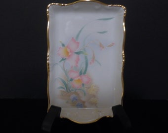 Pin Tray by Artistique Limoges France ~ Label De Qualite ~ Fontanille and Marraud ~ Trinket Tray