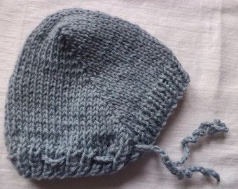 Baby Hat wool newborn Hat wool knitted baby