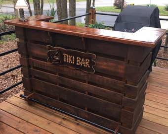 Pallet Bar •••On Sale••• Get Yours Built Today