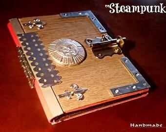 STEAMPUNK BOOK COVER