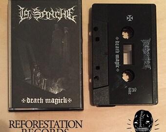 """LA SANCHE """"Death Magick"""""""