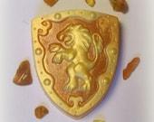 Shield mold, shield soap, Gryffindor mold, harry potter mold, lion mold, lion soap, hogwarts mold, hogwarts soap, harry potter soap