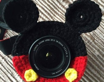Mickey Mouse Camera Buddy