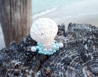 Mermaid bubble clip