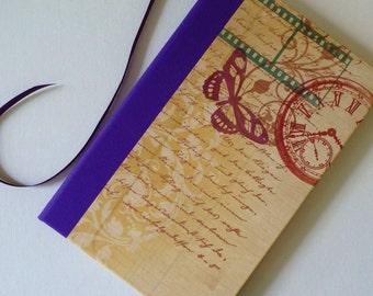 Blank Art Journal (6x9 inch) Sketchbook, Mixed Media Art Journal, Watercolor Journal