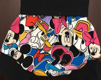 9M-3T micky and friends shorts