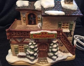 Hawthorne Bavarian Village - Winter Comfort 79284