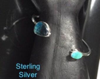 Sterling Siver Tourquiose Bracelet
