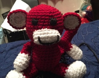 Knitted Plush Animal