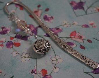 Handmade Bookmark, Custom Bookmark, Metal Bookmark