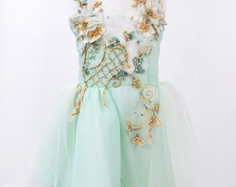 Couture Mint Dress