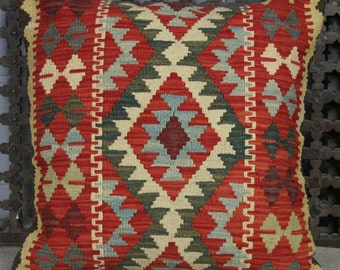 Kilim Cushion Cover 60x60 cms