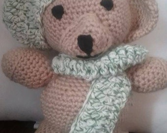 Teddy Snow Bear
