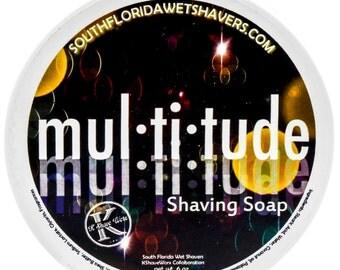 Multitude Shaving Soap