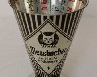"Measuring cup ""Luchs"" Messbecher"
