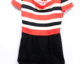 Vintage Oscar de la Renta dress Size 8 -