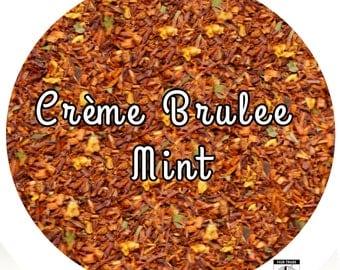 Creme Brulee Mint - Fair Trade