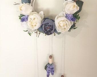 Lavender Mist• Nursery Wall Hanging