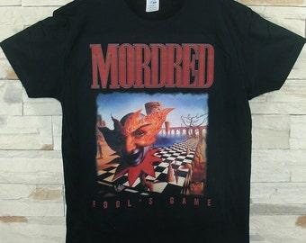 Mordred Fool's Game, black shirt