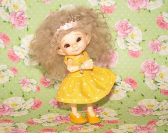 Outfit   for Realpuki and dolls of similar size