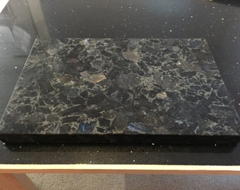 Volga Blue Granite Chopping Board