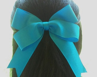Beautiful Blue Boutique Hairbow