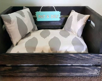 Custom Luxury Pet Beds