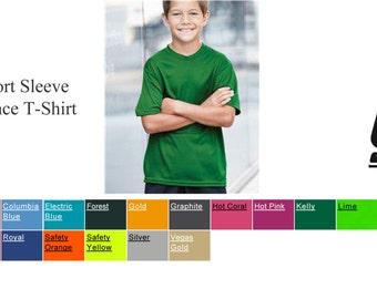 Boys Performance T shirt