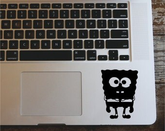 Spongebob vinyl decal sticker