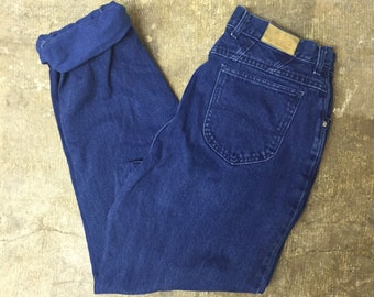 80s High Waisted Lee Jeans