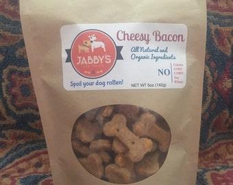 Jabby's Dog Treats - Cheesy Bacon