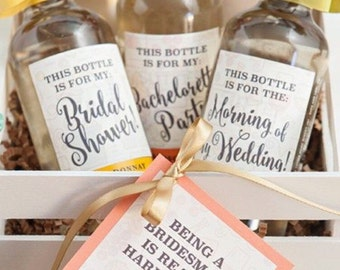 Bridemade gift basket