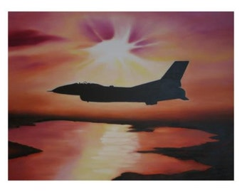 Jet Fighter Special Artist Proof
