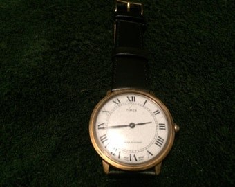 Old 1950 Timex watch